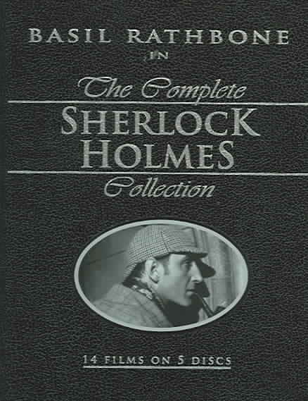COMPLETE SHERLOCK HOLMES COLLECTION BY SHERLOCK HOLMES (DVD)