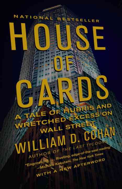 House of Cards By Cohan, William D.